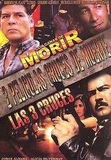Con Ganas De Morir & 3 Cruces DVD