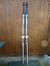 """GREAT Cross Country Skis 83"""" Long LAMPINEN 215 cm Skis READY TO USE"""