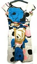 Vivienne Tam floral silk dress