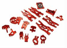 C25053RED Billet Machined Stage 2 Conversion Kit for Axial 1/10 EXO Terra Buggy