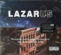 Lazarus Original New York Cast David Bowie Enda Walsh 2 Cd Sealed Sigillato