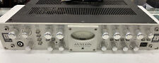Avalon Vt737SP Vacuum Tube Preamplifier, Opto-Compressor and Sweepable EQ *NICE*