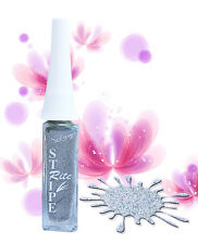 Stripe & Rite von SO EASY - Silber Multi Glitter - #2012