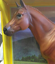 Breyer Collectable Horses Brunella Hunter Chestnut Hanoverian Hunter Champion