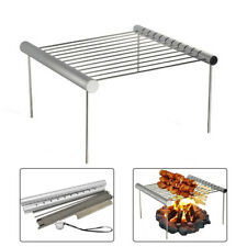 Stainless Steel Barbecue Grill Camping Folding Portable Outdoor Bbq Machine