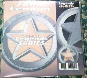 LEGENDS KARAOKE CDG JOHN LENNON #122 OLDIES 16 SONGS CD+G IMAGINE STAND BY ME