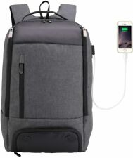 Business Laptop Backpack with Shoe Compartment