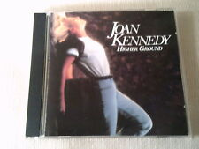 JOAN KENNEDY - HIGHER GROUND - 1993 CD ALBUM