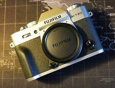 Fujifilm X-T20 24.3MP Mirrorless Digital Camera - Silver (Body Only)