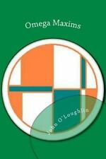 Omega Sentenz von John Loughlin (2014, Taschenbuch)