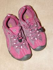 Youth Girls KEEN Waterproof Sport Sandals Shoes Hiking Trail Size 2 US 34 EUR