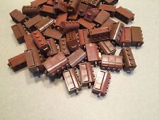 LEGO Lot of 10 Brown Treasure Chests Harry Potter Pirates Chest