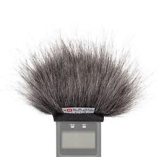 Parabrisas parabrisas de piel de micrófono Gutmann Para Marantz PMD 661 MKII/MK2 Gris