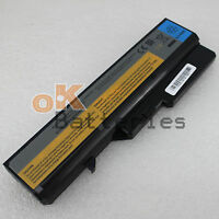 Laptop Battery For Lenovo IdeaPad G460 G465 G470 G475 G560 G565 G570 L09M6Y02