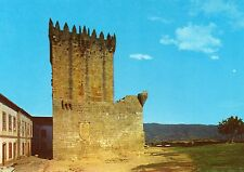 Portugal - Chaves, Castelo - Vintage Postcard