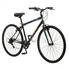 FREE SHIP Mongoose Hybrid Bicycle City Exercise Bike Health Wellness Cardio Goal