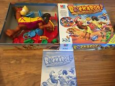 BUCKAROO Family/ Childrens Game MB Games 2003 Classic Fun Kids Party Board