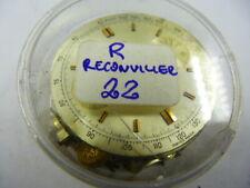 ricambi per movimento di orologio RECONVILIER 22