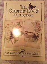 Postcard Book:-  The Country Diary Collection