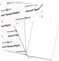 Accent Opaque Printer Paper, White Paper, 32lb Copy Paper, 13x19 Paper, 1 Ream /