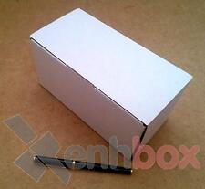 25 Cajas de cartón para envíos postales 20x10x10cm. Automontables Microcanal bla