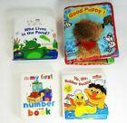 Baby Todler Bath Books Bundle
