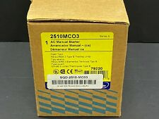 Square D by Schneider Electric 2510MCO3 AC Manual Starter