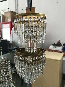 ANTICHE APPLIQUE/LAMPADE