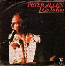 PETER ALLEN 45 TOURS HOLLANDE I GO TO RIO (2)