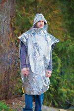 Coghlans Survie Poncho Protection Anti-pluie Poncho Protection Perte De Chaleur