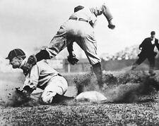 Detroit Tigers TY COBB Vintage 11x14 Photo Major League Baseball Print