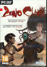 Zeno Clash (PC, 2009) up-close and brutal combat in a first-person perspective