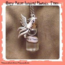 Handmade Harry Potter Inspired Phoenix Tears Geeky Gift Fandom