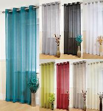 Polyester Eyelet Top Panels