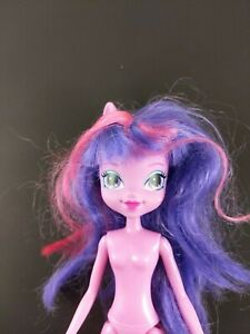 My Little Pony Hasbro G4 Equestria Girls Twilight Sparkle Fashion Doll Nude