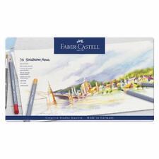Faber-Castell 114636 Aquarellstifte Goldfaber, 36er Etui 6#