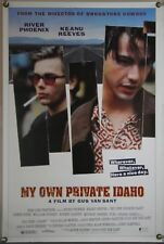 MY OWN PRIVATE IDAHO ROLLED ORIG 1SH MOVIE POSTER RIVER PHOENIX (1991)
