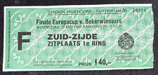 More details for 1985 original european cup winners cup final ticket rapid vienna v everton