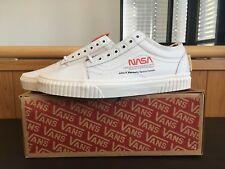 Vans x Nasa Old Skool Space Voyager  (True White / Red ) EU 42,5 / US9,5 / UK8,5
