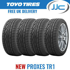 4 x 195/55/15 R15 85V XL Toyo Proxes TR1 (New T1R) Performance Road Tyres