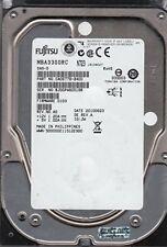 "MBA3300RC CA06778-B400 Fujitsu 300GB 15K disco duro SAS 3.5"". probado completamente"