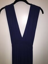 Tart Bright Blue Maxi Dress S