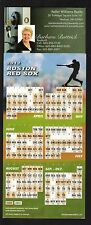 Boston Red Sox--2012 Magnet Schedule--Keller Williams Realty
