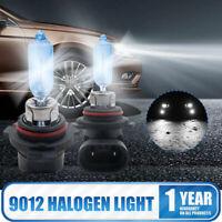 2X 9012LL HIR2 Ampoule Feu de Phare Halogene Lampe 55W 5500K  Xenon Blanc 12V