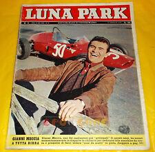 LUNA PARK 1963 n. 2 Gianni Meccia, Laurence Oliver, Jeanne Valèrie