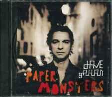 """DAVE GAHAN """"Paper Monsters"""" CD-Album"""