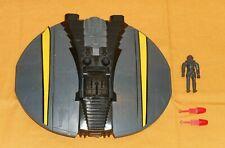 vintage Battlestar Galactica (missile-firing) CYLON RAIDER WITH PILOT