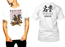 Samurai T-Shirt Japanese Assassins Bushido Warriors Katana Sword Edo Era new tee