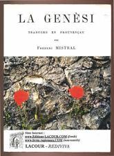 FRÉDRÉRIC MISTRAL, LA GENESI (LE GENÈSE PROVENÇAL LATIN)