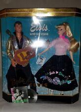Barbie Loves Elvis Live on Stage Collector Edition Mattel